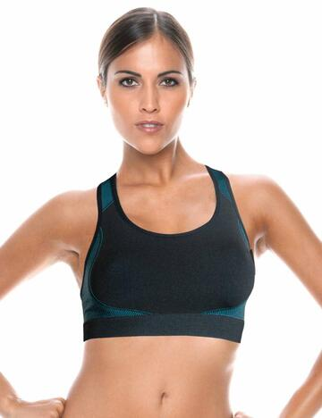 Reggiseno top sportivo donna Intimidea Active-Fit 110927 - SITE_NAME_SEO