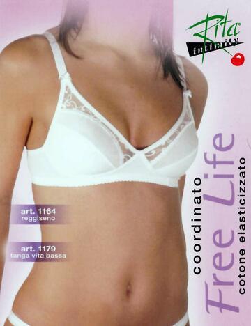 Reggiseno in cotone Rita 1164 - SITE_NAME_SEO