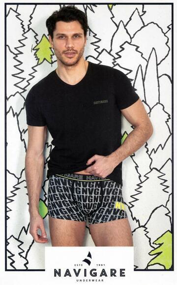 Completo uomo con t-shirt e slip Navigare B211683 - SITE_NAME_SEO