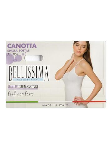CANOTTA MICROFIBRA DONNA BELLISSIMA 052 - SITE_NAME_SEO