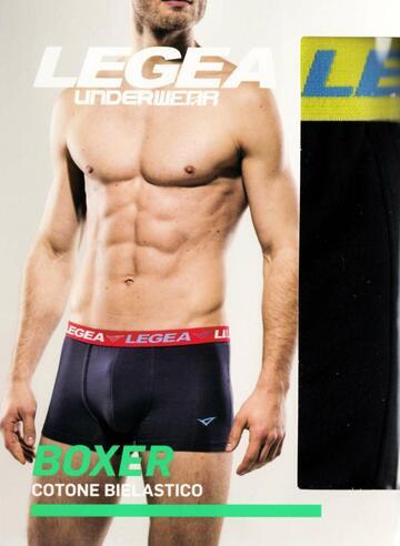 Boxer uomo in cotone elasticizzato Legea 21129 - SITE_NAME_SEO