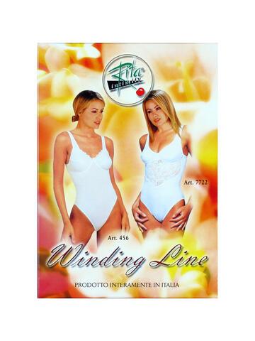 BODY MODELLANTE DONNA RITA 7722 TG.7-8 - SITE_NAME_SEO