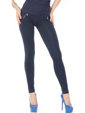Leggings donna cotone in cotone Gladys PD0614 - SITE_NAME_SEO