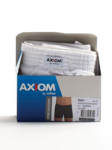 BOXER IN COTONE ELASTICIZZATO UOMO AXIOM 2931 - SITE_NAME_SEO