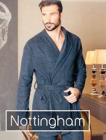 Giacca uomo da camera in jersey di cotone lanato Nottingham PV34916 - SITE_NAME_SEO