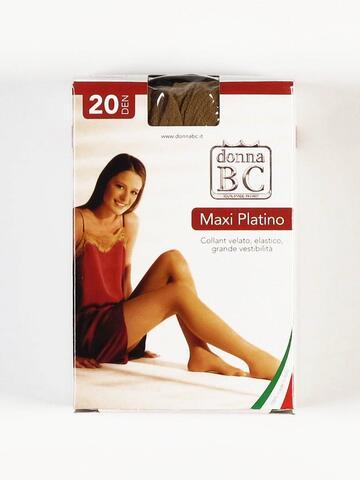 COLLANT VELATO DONNA DONNA BC MAXI PLATINO 20 - SITE_NAME_SEO