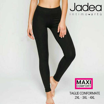 LEGGINGS LUNGO DONNA JADEA Basic 4200 - SITE_NAME_SEO