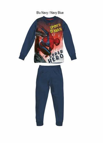 Pigiama da bambino in CALDO cotone Marvel Spiderman MV40M4602 - SITE_NAME_SEO