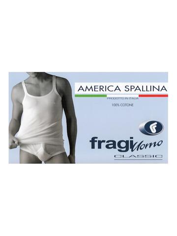 CANOTTA UOMO FRAGI AMERICA SPALLINA - SITE_NAME_SEO
