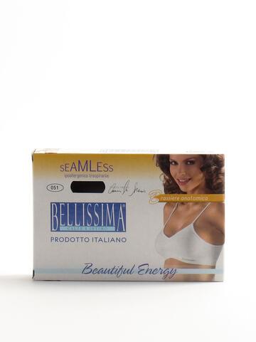 BRASSIERE IN MICROFIBRA DONNA BELLISSIMA 051 - SITE_NAME_SEO