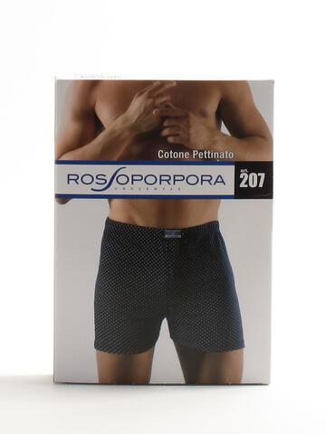 BOXER IN COTONE PETTINATO UOMO ROSSOPORPORA 207 - SITE_NAME_SEO