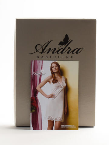 SOTTOVESTE SPALLA LARGA DONNA ANDRA 575 TG.7-10 - SITE_NAME_SEO