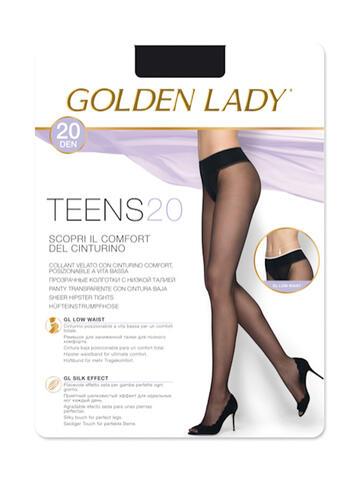 COLLANT VITA BASSA DONNA GOLDEN LADY TEENS 20 - SITE_NAME_SEO