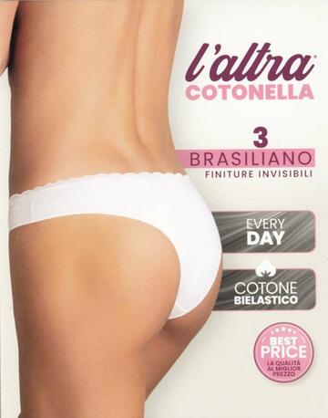 BRASILIANA DONNA COTONELLA GD292- 3 PAIA - SITE_NAME_SEO