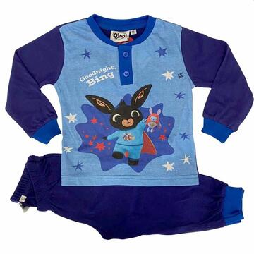 Pigiama bambino a manica lunga in cotone Bing Bunny BIN21-0506 - SITE_NAME_SEO