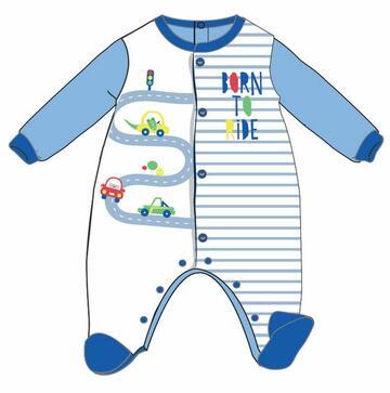 Tutina neonato in cotone Ellepi BQ 3051 - SITE_NAME_SEO