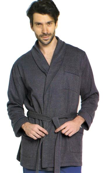 Giacca uomo da camera in jersey felpato Antony Biagio - SITE_NAME_SEO
