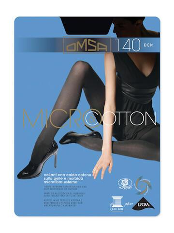 COLLANT DONNA SUPER COPRENTE OMSA MICRO & COTTON 140 TG. S-M-L - SITE_NAME_SEO