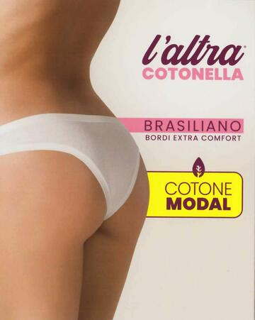 Brasiliana donna in cotone modal Cotonella GD365 - SITE_NAME_SEO