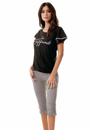Pigiama homewear donna in cotone Intimami ID711 - SITE_NAME_SEO
