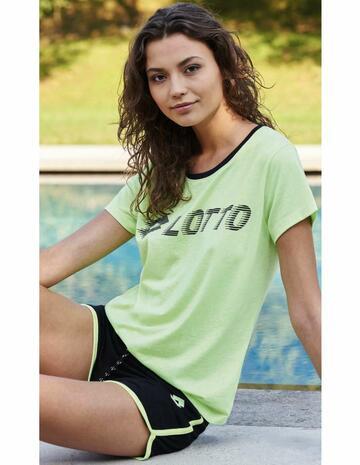 Completo donna homewear in cotone Lotto LP2051 - SITE_NAME_SEO