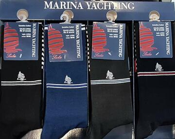 Calzettone uomo lungo in cotone elasticizzato Marina Yachting MB521 - SITE_NAME_SEO