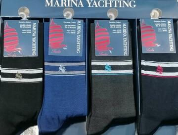 Calzettone uomo in cotone elasticizzato Marina Yachting MB525 - SITE_NAME_SEO