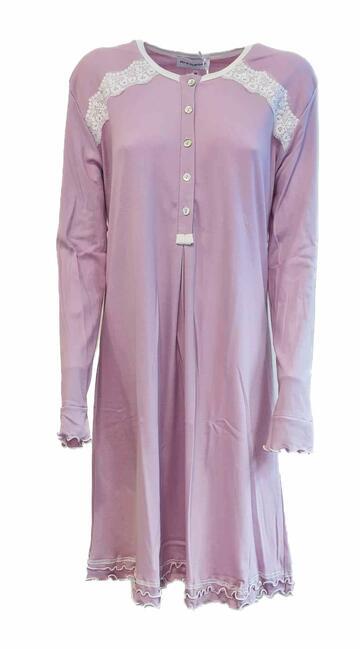 Camicia da notte donna cotone Fiorenza Amadori Stella - SITE_NAME_SEO