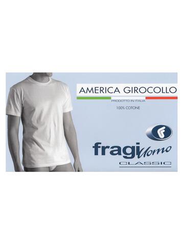 MAGLIA INTIMA UOMO FRAGI AMERICA GIROCOLLO - SITE_NAME_SEO
