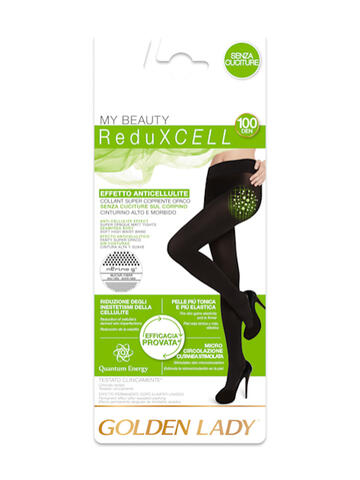 COLLANT ANTICELLULITE DONNA GOLDEN LADY REDUXCELL 100 - SITE_NAME_SEO