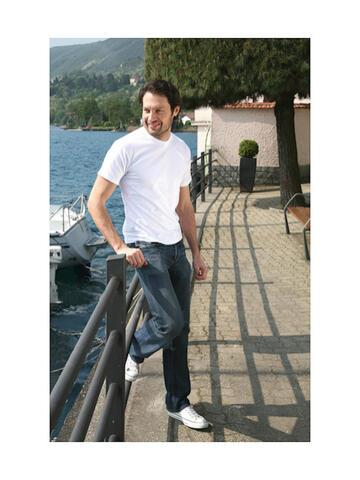 MAGLIA UOMO EFFEPI 862 BIANCO - SITE_NAME_SEO