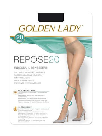 COLLANT RIPOSANTE DONNA GOLDEN LADY REPOSE 20 - SITE_NAME_SEO
