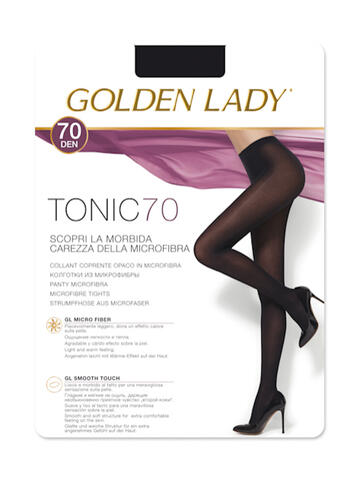 COLLANT COPRENTE OPACO DONNA GOLDEN LADY TONIC 70 - SITE_NAME_SEO