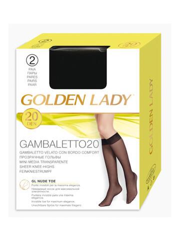 GAMBALETTO VELATO DONNA GOLDEN LADY GAMBALETTO 20 - SITE_NAME_SEO