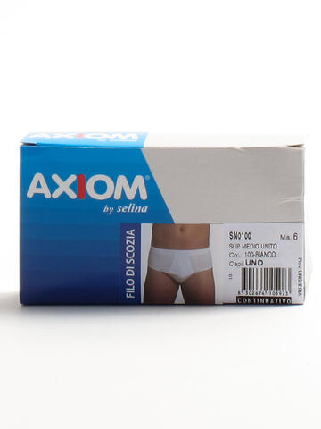 SLIP IN FILO DI SCOZIA UOMO AXIOM SN0100 - SITE_NAME_SEO