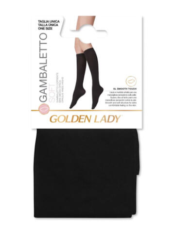 GAMBALETTO SOFT DONNA GOLDEN LADY 8U TREND - SITE_NAME_SEO